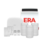 ERA HomeGuard Pro Wireless Smart Phone Alarm System - Kit 3